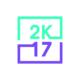 2K17 logo